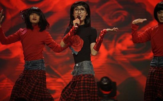 """Giả Mỹ Tâm và Chi Pu """"phiên bản xấu xí"""", Lynk Lee ẵm giải nhất tuần """"100 giây rực rỡ"""""""