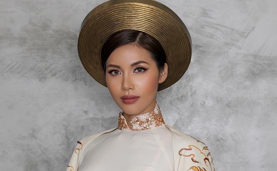 Minh Tú công bố quốc phục dự thi Miss Supranational