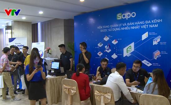 Ngày hội công nghệ Sapo: Chia sẻ giải pháp tăng hiệu quả hoạt động bán lẻ
