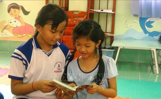 Mô hình Thư viện thân thiện giúp học sinh hình thành thói quen đọc sách