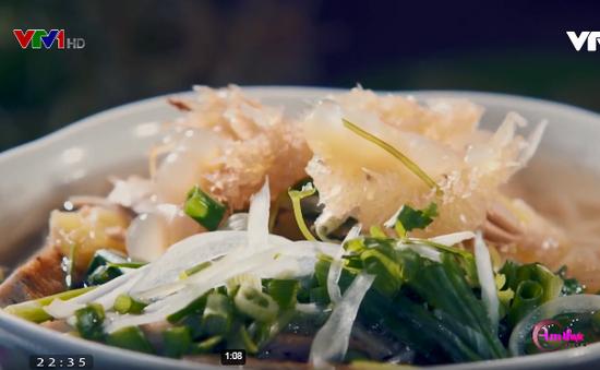 """Thưởng thức bún sứa """"ngon, bổ, rẻ"""" tại Nha Trang"""