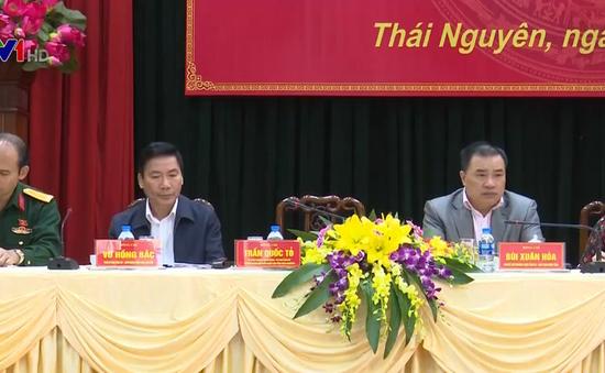 Thái Nguyên cam kết tạo mọi điều kiện để DN cạnh tranh bình đẳng