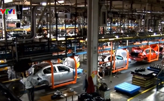 GM đóng cửa 5 nhà máy, hơn 14.000 công nhân mất việc