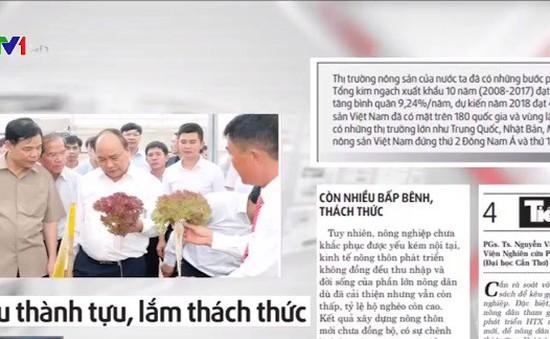 Ngành nông nghiệp Việt Nam: Nhiều thành tựu, lắm thách thức!