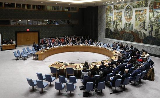 Hội đồng Bảo an LHQ họp khẩn về Nga - Ukraine