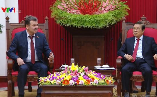 Việt Nam coi trọng thúc đẩy quan hệ hữu nghị truyền thống với Kazakhstan