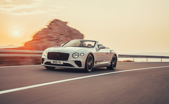 """""""Tuyệt phẩm"""" Bentley Continental GT Convertible 2019: Sang, mạnh, hào hoa"""
