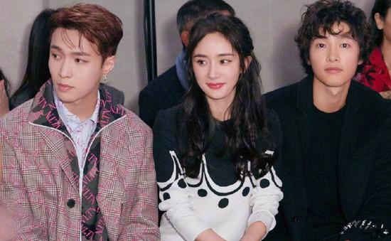 Fan bất ngờ với kiểu tóc mới của Song Joong Ki