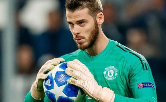 Manchester United gia hạn hợp đồng với David De Gea