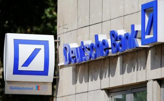 Nghi ngờ rửa tiền, cảnh sát Đức khám xét ngân hàng Deutsche Bank