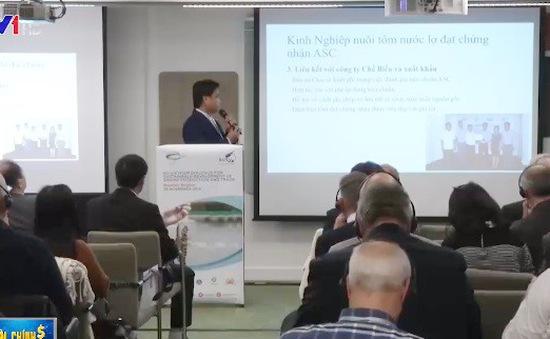 Việt Nam và châu Âu lần đầu đối thoại về ngành tôm