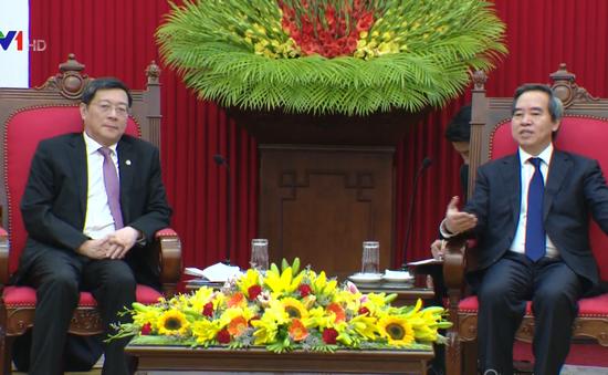 Thúc đẩy quan hệ hữu nghị Việt Nam - Trung Quốc phát triển ổn định