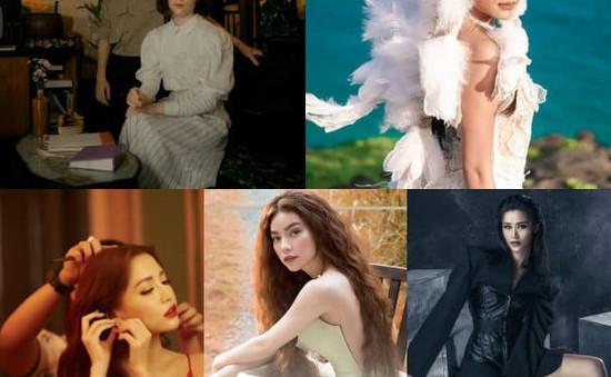 Dàn sao Việt trở lại cuộc đua V-pop với nhiều ca khúc mới