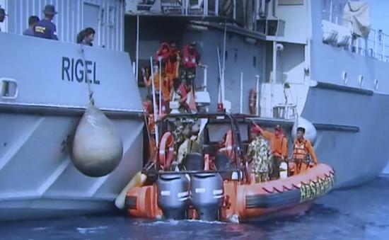 Thợ lặn Indonesia thiệt mạng khi tìm kiếm máy bay Lion Air