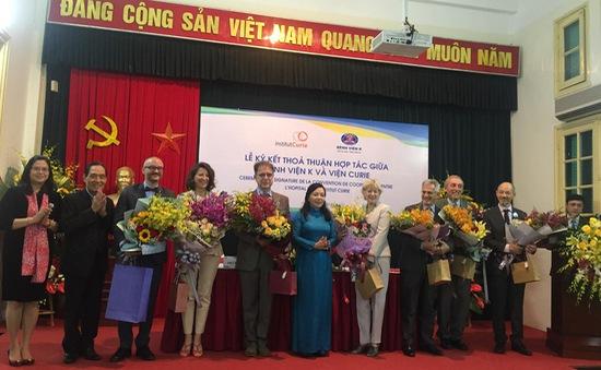 Hợp tác Việt – Pháp trong điều trị ung thư