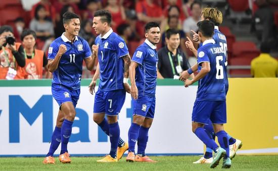 AFF Cup 2018: ĐT Thái Lan thu 21 tỷ đồng nếu giành chức vô địch