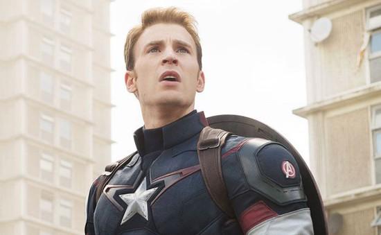 Chris Evans vẫn sẽ tiếp tục với vai diễn Captain America?