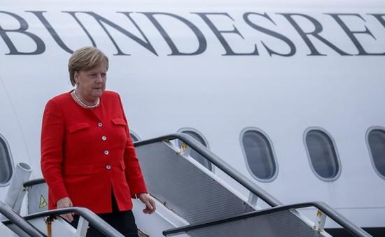 Chuyên cơ chở Thủ tướng Đức hạ cánh khẩn cấp