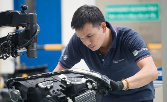 BMW sẽ sản xuất pin xe chạy điện ở Thái Lan