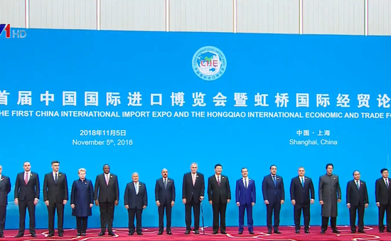 """""""Việt Nam mong muốn cùng các nước thúc đẩy thương mại cân bằng, bền vững"""""""