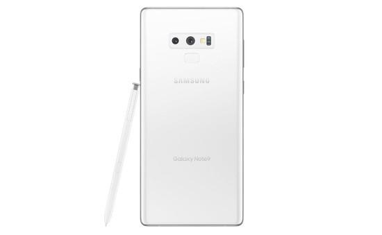 Galaxy Note 9 có thêm phiên bản màu trắng đón Giáng sinh?
