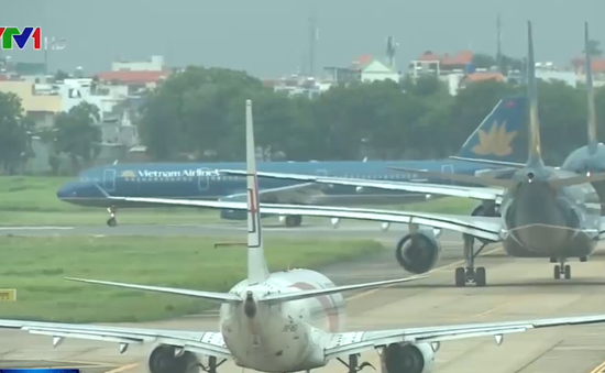 Năm 2020, sản lượng hành khách sẽ vượt quá năng lực khai thác của sân bay Nội Bài