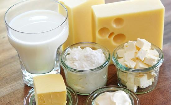 Sản phẩm sữa lên men giúp ngừa trụy tim