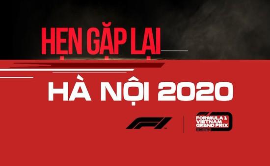 Hành trình đăng cai chặng đua F1 tại Việt Nam