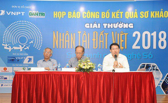 20 sản phẩm CNTT vào Chung khảo Nhân tài Đất Việt 2018