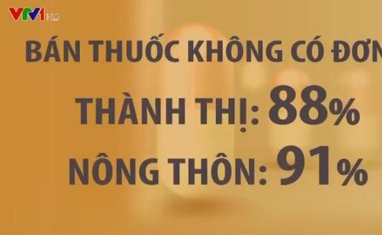 Hà Nội: Triển khai tuần lễ truyền thông về phòng, chống kháng thuốc