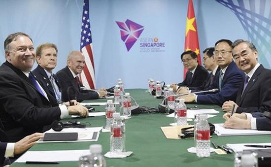 Đối thoại ngoại giao, an ninh Mỹ - Trung