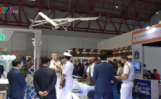Việt Nam tham gia triển lãm quốc phòng tại Indonesia