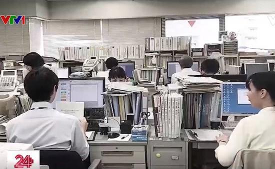 Làm việc tới chết - Hiện tượng Karoshi tại Nhật Bản