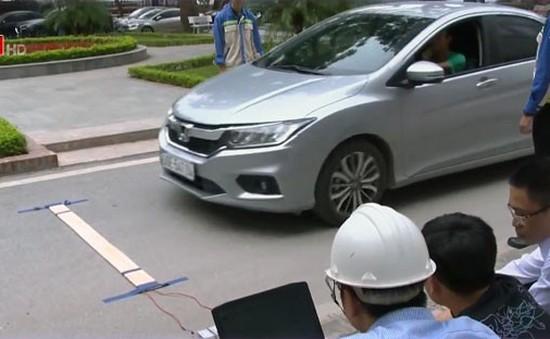 Hệ thống thông minh giám sát các phương tiện giao thông