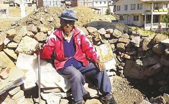 Cụ ông cao tuổi nhất thế giới là người Bolivia