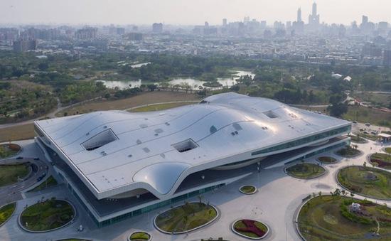 Đài Loan (Trung Quốc) khánh thành trung tâm nghệ thuật lớn nhất thế giới