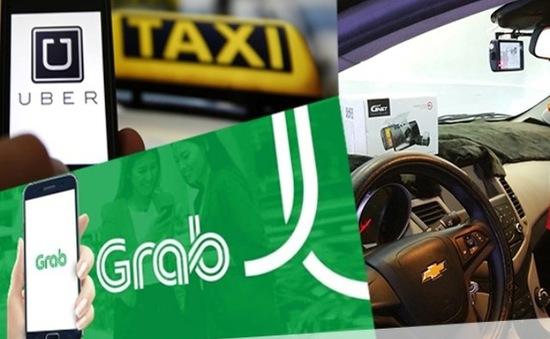 Đề xuất kết nối taxi công nghệ với cơ quan thuế