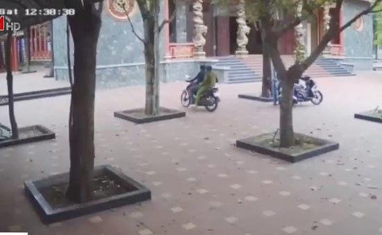 Bà Rịa - Vũng Tàu: Gia tăng trộm cắp tài sản trong các ngôi chùa
