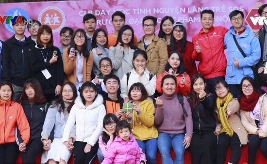Những trái tim tình nguyện vì cộng đồng