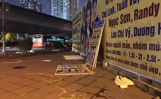 Tổng Công ty điện lực Hà Nội thông tin vụ nổ bốt điện ngầm làm nhiều người bị thương