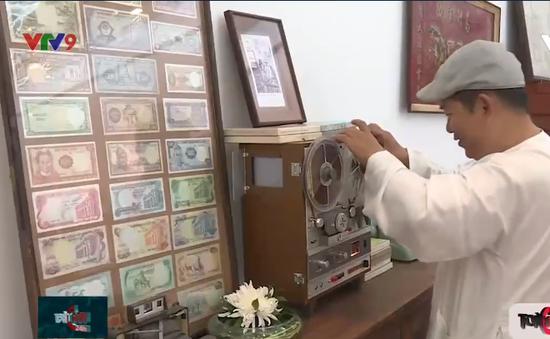 Tìm về ký ức xưa cũ, sự bình yên và hạnh phúc tại triển lãm Sài Gòn xưa