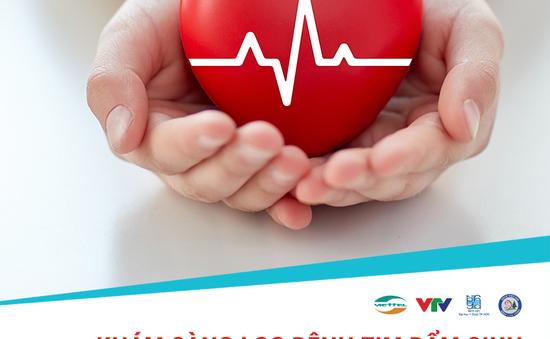 Khám sàng lọc bệnh tim bẩm sinh miễn phí tại Lâm Đồng