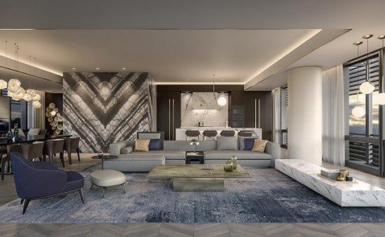 Người Trung Quốc ngày càng thích mua căn hộ hạng sang tại TP.HCM