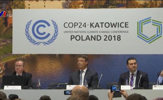 COP24: Các nước phát triển tìm cách thoái thác trách nhiệm