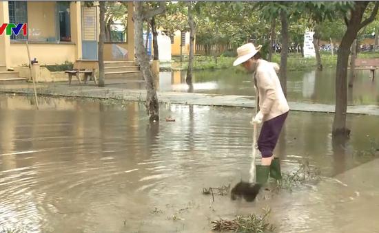 Đà Nẵng tổng vệ sinh sau mưa lụt