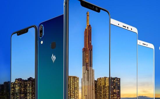 Vsmart ra mắt 4 mẫu smartphone, giá từ 2,49 triệu đồng