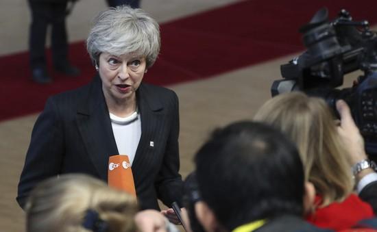 Thủ tướng May đề nghị EU thuyết phục Nghị viện Anh thông qua thỏa thuận Brexit