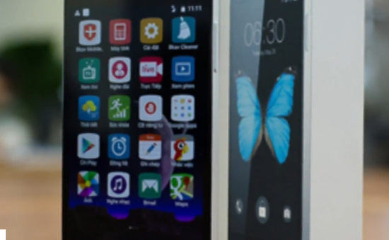 Những smartphone Made in Vietnam
