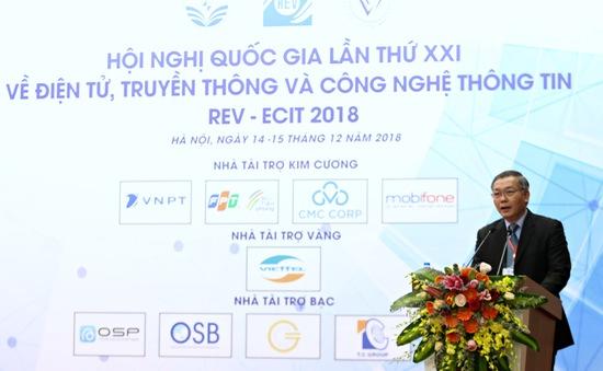 Nhiều ứng dụng công nghệ ấn tượng được giới thiệu tại Hội nghị Quốc gia về Điện tử, Truyền thông và CNTT