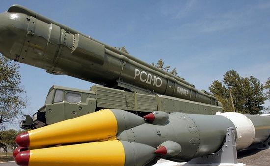 Nga nỗ lực cứu vãn thỏa thuận hạt nhân INF